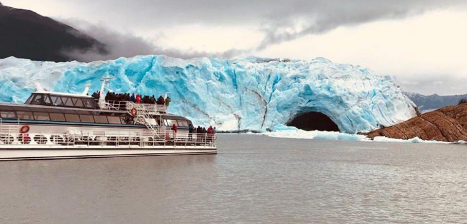Perito Moreno, glaciar, ecología, Calafate