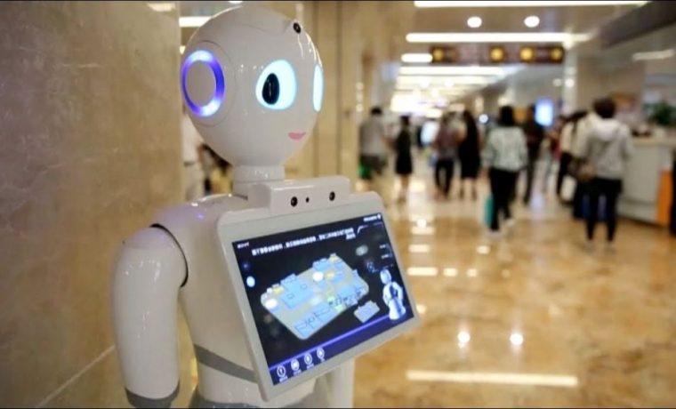robot, medicina, China, ciencia