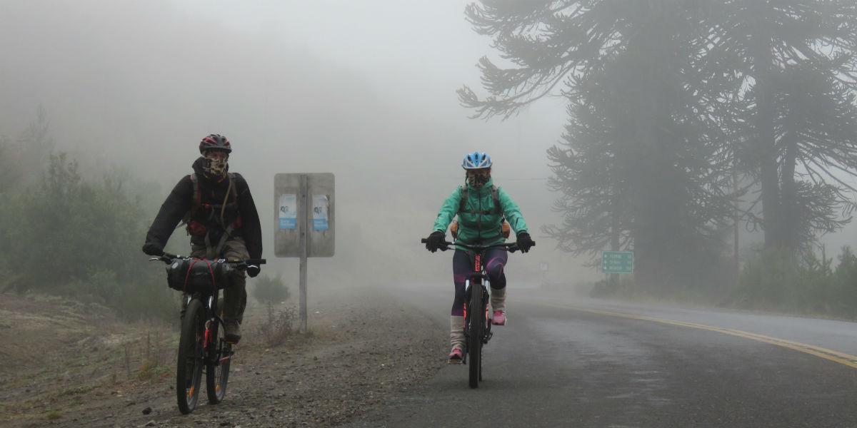 neblina patagonia pehuenia