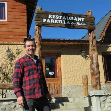 Los Radales, restaurante, Villa Pehuenia, Neuquén