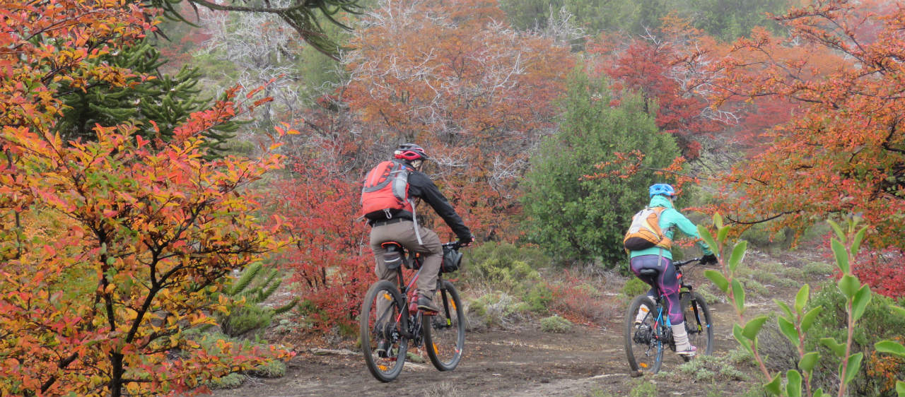 Patagonia en Bicicleta