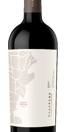 casarena single vine malbec 2015