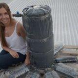 calefones, Ana Giménez Pozzoli, Mendoza, ecología, solidaridad