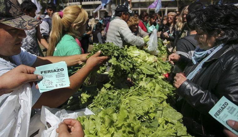 feria, verduras, ecología