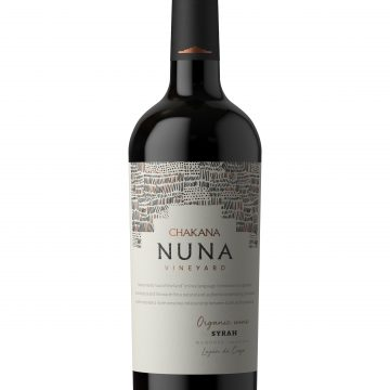 Nuna Vineyard Syrah