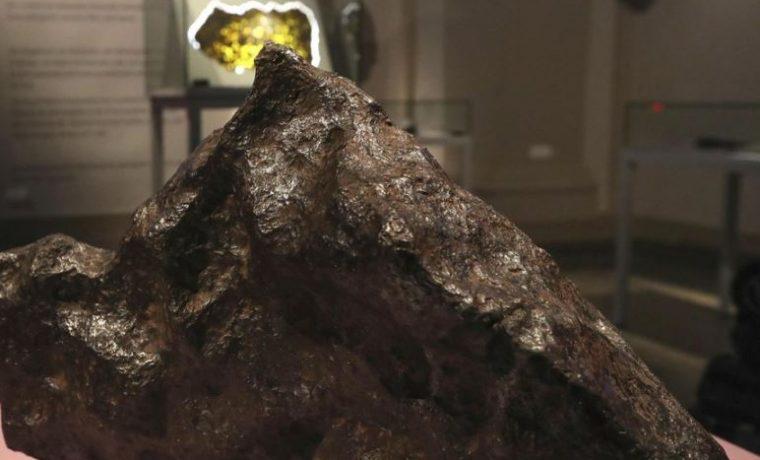 Chaco, meteoritos, ecología