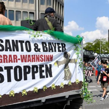 Bayer, Monsanto, salud, veneno, agrotóxico, glifosato