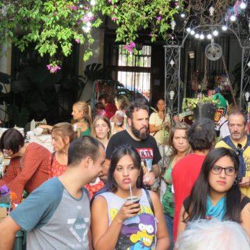Pachamama, feria, Lomas de Zamora, cultura