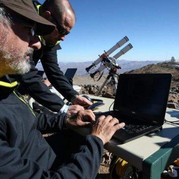 Tierra del Fuego, Santa Cruz, atmósfera, contaminación, ciencia, CONICET