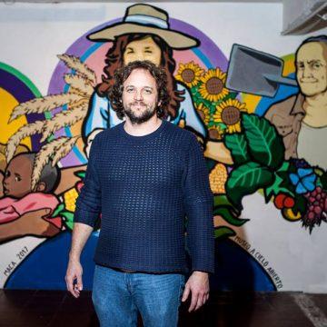 Marcos Filardi, ecología, soberanía alimentaria, El Patio de las Rosas