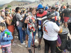 El Comité Operativo de Emergencias de Salta recomendó aislamiento de uan semana a aquellos que participaron de los festejos en Jujuy,